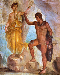 Museo Nazionale Napoli - Perseus and Andromeda.jpg