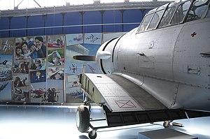 Museo dell'Aeronautica Gianni Caproni, northern hangar, 2011 (2).JPG