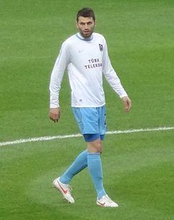 Mustafa Yumlu Turkish footballer