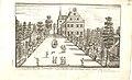 Nürnberger Zierde - Böner - 180 - Schmaußens Lusthaus samt Vorhof.jpg