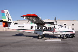 Scenic Airlines DHC-6 Twin Otter
