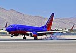 N459WN Southwest Airlines 2004 Boeing 737-7H4 C-N 32497 (7477474826).jpg