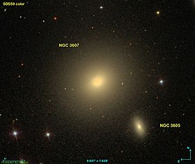 Image illustrative de l'article NGC 3607