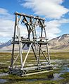 NOR-2016-Svalbard-Adventdalen to Longyearbyen cableways for coal 02.jpg