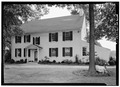 NORTH FRONT - George Matlack House, 409 Westtown Road (West Goshen Township), West Chester, Chester County, PA HABS PA,15-WCHES.V,3-1.tif