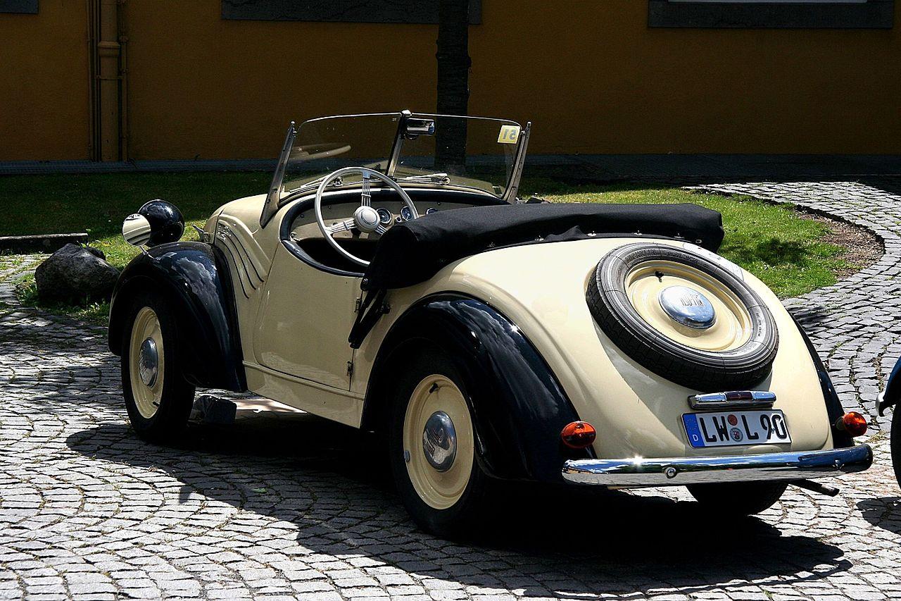 File:NSU-Fiat Weinsberg Roadster, Bj. 1940, 2007-07-22 ...