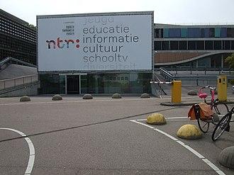 Omroep NTR - The NTR building in Hilversum