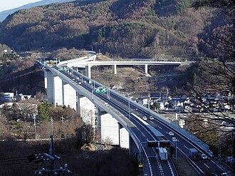 Nagano Expressway - Nagano Expressway