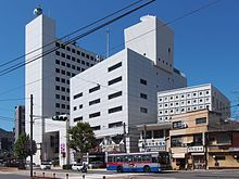 Nagasaki Broadcasting Company head office 1.jpg