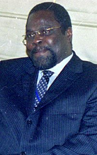 Nagoum Yamassoum Chadian politician
