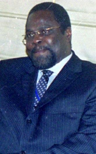 Nagoum Yamassoum - Nagoum Yamassoum in 2005.
