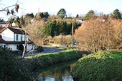Nailsea, by Jacklands Bridge - geograph.org.uk - 291304.jpg
