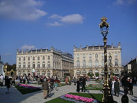 Nancy - Place Stanislas.JPG