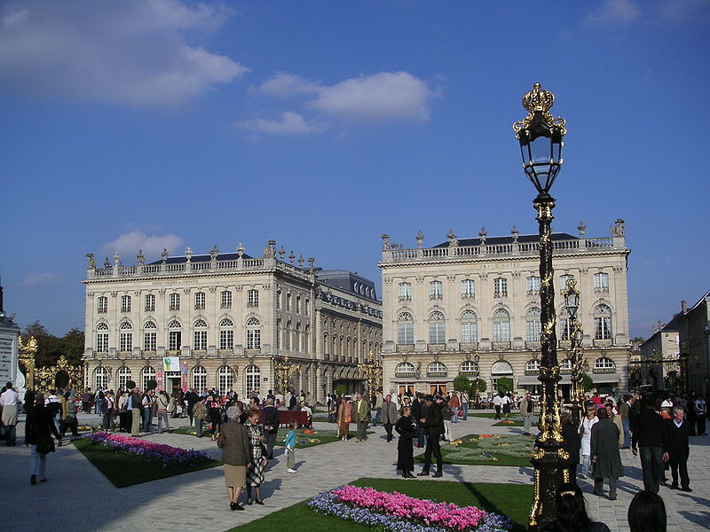 Bestand:Nancy - Place Stanislas.JPG