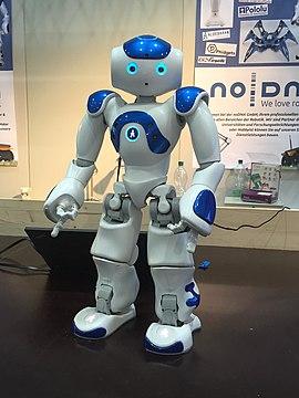 Modeling the Nao Robot in MapleSim - User Case Studies - Maplesoft