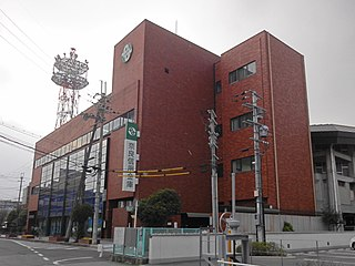 奈良信用金庫の本店