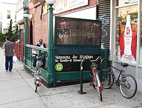 Image illustrative de l'article Nassau Avenue