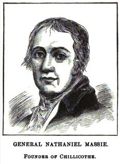 Nathaniel Massie American politician