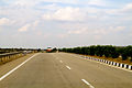 National highways of India NH 27 (old NH 76) Rajasthan Roads March 2015 d.jpg