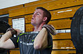 Nationally-ranked weightlifter preaches health and fitness at Army Wellness Center 150902-A-XD309-005.jpg