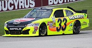Max Papis - 2011 Nationwide car at Road America