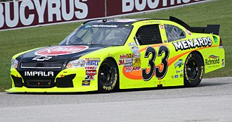 Max Papis - 2011 Nationwide car at Road America