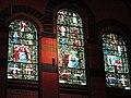 Nativity windows by Edward Burne-Jones and William Morris - Trinity Church, Boston - DSC09245.JPG