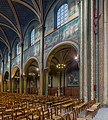 Nave of Abbaye de Saint-Germain-des-Prés, Paris, France - Diliff.jpg