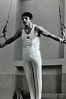 Gymnastics at the 1976 Summer Olympics – Mens rings Olympic gymnastics event