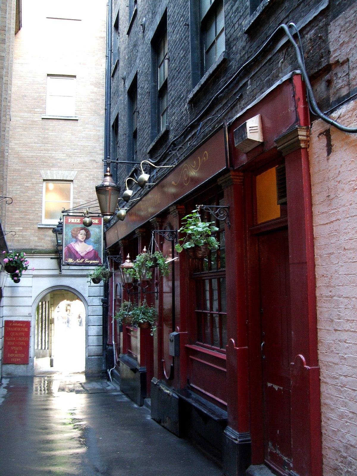 Nell Gwynne Tavern Wikipedia