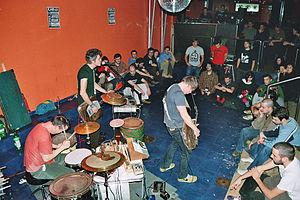 Neptune (American band) - Neptune in Pontevedra, 17 November 2006