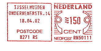 Netherlands stamp type I16.jpg