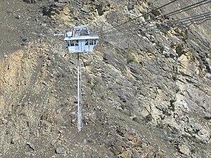 Nevis Highwire Platform - Nevis Bungy