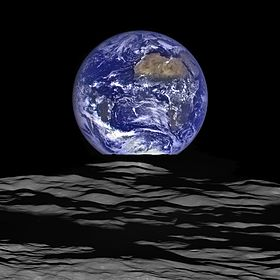 TERRE - PLANETE - HLC XXXX - ASTRONOMIE - HydroLAB 280px-New_High-Resolution_Earthrise_Image