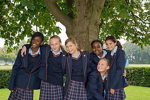 St Swithun's School, Winchester - St Swithun's School uniform