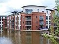 New waterside apartments, Stourport - geograph.org.uk - 2005473.jpg