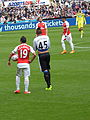 Newcastle United vs Arsenal, 29 August 2015 (15).JPG