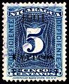 Nicaragua 1901 Sc154 used.jpg
