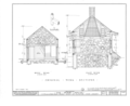 Nicholas Durie House, Schraalenburg Road, Closter, Bergen County, NJ HABS NJ,2-CLOST,4- (sheet 14 of 28).png
