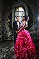 Nicolás Guamanquispe Poveda y Diane Rodríguez 1era pareja gay en registrar unión de hecho en Ecuador.JPG