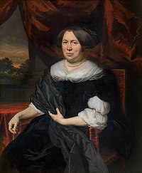 Nicolaes Maes - Portrait of a Seated Woman.jpg