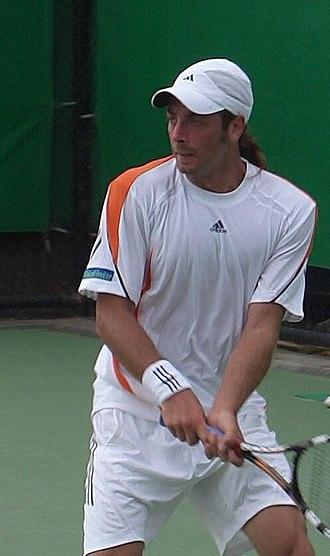 Nicolás Massú - At the 2006 Australian Open