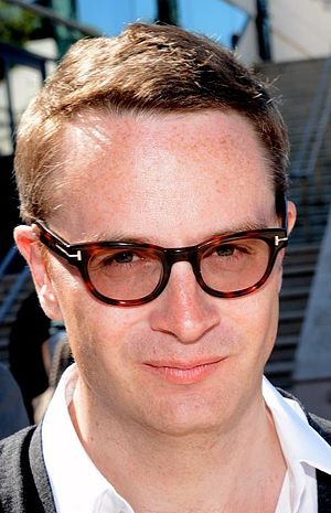 Nicolas Winding Refn - Refn at the 2013 Cannes Film Festival