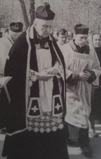 Jan Cienski - Image: Niezłomny kapłan ks. Jan Cieński