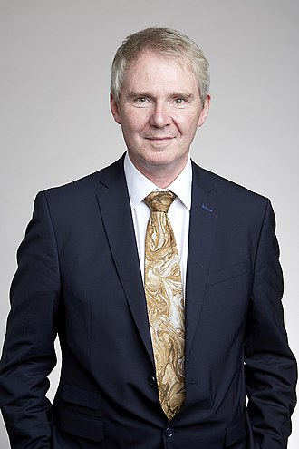 Nigel Shadbolt - Nigel Shadbolt at the Royal Society admissions day in London, July 2017
