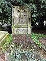 Nijmegen Rijksmonument 522941 graf Van Heukelum Begraafplaats Daalseweg 110.JPG