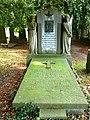 Nijmegen begraafplaats Daalseweg graf v.d.Lans (De Gelderlander, Katholieke Illustratie).JPG