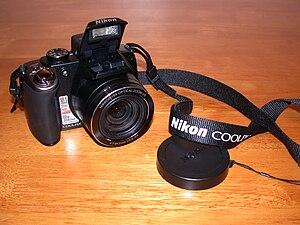 Nikon Coolpix P80 - Coolpix P80