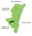 Nishimorokata District in Miyazaki Prefecture.png