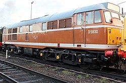 No.D5830 (Class 31) (6778805927).jpg